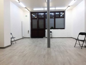 Ground floor studio, GFCA Paris