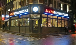 Jazz at Pizza Express on Dean St.