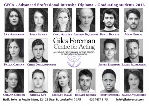 Advanced Professional Intensive Diploma - Group 5